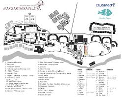 Map Of Punta Cana Club Med Punta Cana Practical Information Address Telephone