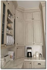 Kitchen Cabinet Colours 25 Best Chalk Paint Cabinets Ideas On Pinterest Chalk Paint