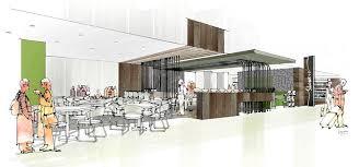 food court design pinterest foodcourt rendering design renderings pinterest food court