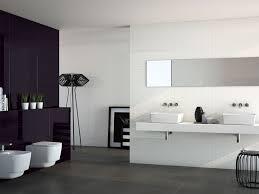 carrelage noir brillant salle de bain carrelages murs
