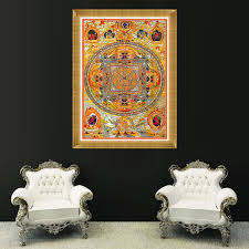 Tibetan Home Decor Online Get Cheap Tibetan Mandala Aliexpress Com Alibaba Group