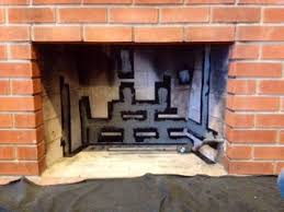 Fireplace Flue Repair by Fireplace Repair Kleen Sweep San Diego Fireplaces