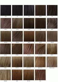 hair color chart chart hair color chart template
