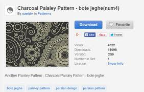 install pattern in photoshop cs6 home of photoshop