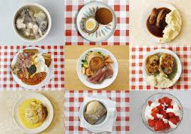 food traditions and habits in the united kingdom the united states