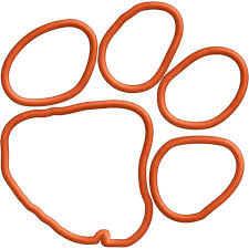 coloring page tiger paw tiger paw applique file file only by verytrulyurstoo on etsy 3 50