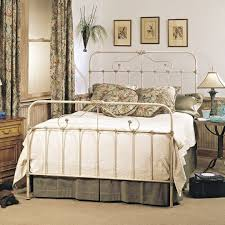 Antique Cast Iron Bed Frame Bed Frames Antique Cast Iron Beds In With Regard To Wrought Frame