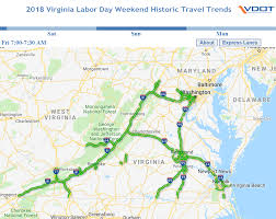 Delaware Travel Trends images Vdot will lift lane closures during labor day holiday png