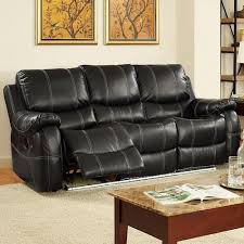 Dual Reclining Sofa New Classic Lynx Casual Dual Reclining Sofa With Lighted Base