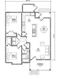 Two Bedroom House Plans by Pool Guest House House Small Spaces Efficient Living