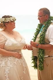 hawaiian themed wedding dresses s hawaiian luau wedding strut bridal salon