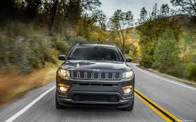 wide jeep cars desktop wallpapers jeep compass latitude 2017