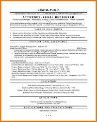Legal Resume Example by 10 Legal Resume Examples Assistant Cover Letter