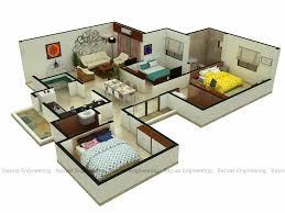 3d floor plan services by rayvat rendering 3d artist