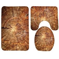 Bath Mat Wood Compare Prices On Toilet Mat Set Online Shopping Buy Low Price