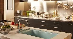 high rise kitchen faucet streamlined chef s kitchen hi rise potfiller faucet evoke