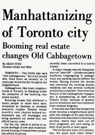 2 5 million for one of cabbagetowns few manhattanization a history of the term in san francisco toronto