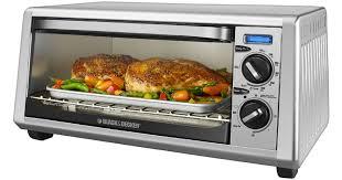 Black Decker 6 Slice Toaster Oven Best Buy Black U0026 Decker 4 Slice Toaster Oven Only 19 99