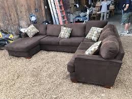 Small Brown Sectional Sofa Furniture Brown Sectional Sofa Best Of Small Grey