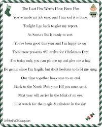 best 25 elf goodbye letter ideas on pinterest goodbye letter