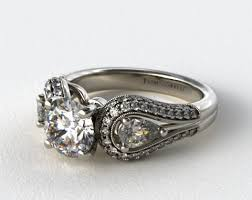 western wedding rings engagement rings fit for a magazine