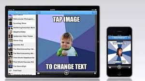 Make A Meme Mobile - meme producer by halfmagnet make hilarious memes youtube