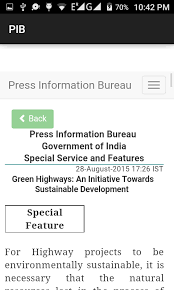 information bureau pib press information bureau android apps on play