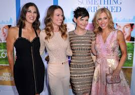 something blue emily giffin emily giffin photos photos premiere of warner bros something