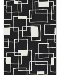 Black And White Throw Rugs Don U0027t Miss This Deal On Milliken Black U0026 White Area Rugs