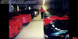 mitsubishi brunei never been seen footages sultan of brunei u0027s car collection
