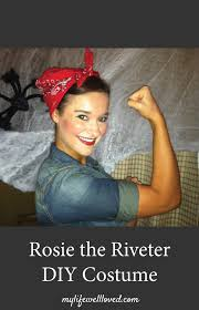 rosie the riveter costume rosie the riveter costume my well loved