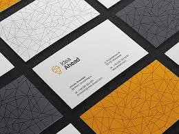 Business Card Design Inspiration Idea Ahead Business Card Business Cards The Design Inspiration