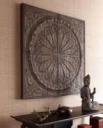 balinese wall decor carved wood wall panel wall hanging
