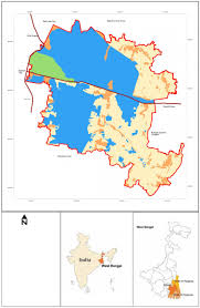 Calcutta India Map by Maps East Kolkata Wetlands Management Authority Ekwma The
