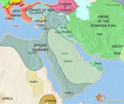middle east map moses time map of middle east at 1215ad timemaps