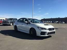 subaru casablanca interior new 2018 subaru wrx 4 door car in lethbridge ab 185154