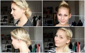 Schnelle Frisuren F Lange Haare Mit Pony by Alltagsfrisuren Für Dünne Haare