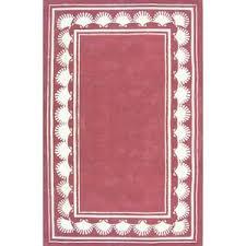 Pink And White Striped Rug Nautical Area Rugs You U0027ll Love Wayfair