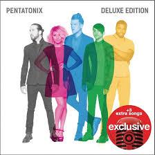 pentatonix pentatonix deluxe target exclusive target