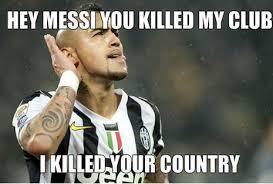 Memes Sobre Messi - los memes más cómicos del triunfo de chile en la copa américa