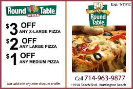round table pizza menu coupons round table web coupons stuffwecollect com maison fr