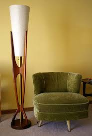 very cool pearsall style floor lamp would look great by our care