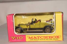 1960 u0027s matchbox y 10 1906 rolls royce silver ghost nice with