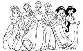 disney princess coloring pages u2013 corresponsables