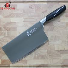 tuobituo 6 5inch cleaver chinese kitchen chef knife hand froged