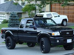 ford ranger lifted ford ranger 2008