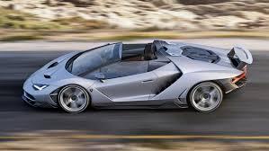 lamborghini aventador drop top lamborghini centenario roadster it most and expensive drop