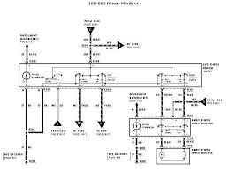 wiring diagram 100 002 power windows 2002 mustang window wiring