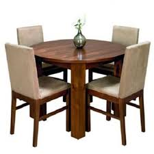 Small Round Dining Table Round Dining Table For 4 Shelby Knox