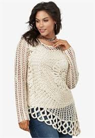 plus size sweaters for roaman s